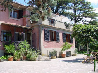 Bed and breakfast rome, b&b lake albano, bed and breakfast castelli romani